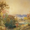 Ravine at Hastings by Cropsey (349)