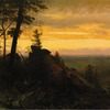 Twilight in the Shawangunks by Whittredge (356)