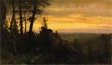 Twilight in the Shawangunks