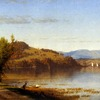 South Bay, on the Hudson by Gifford (357)