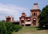 The Main House at Olana
