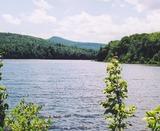 North-South Lake Today