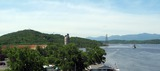 View from Promenade Park, Hudson, NY