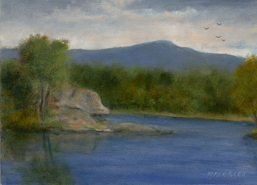 Catskill Creek - June Morning