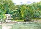 Reminiscence: Catskill Creek