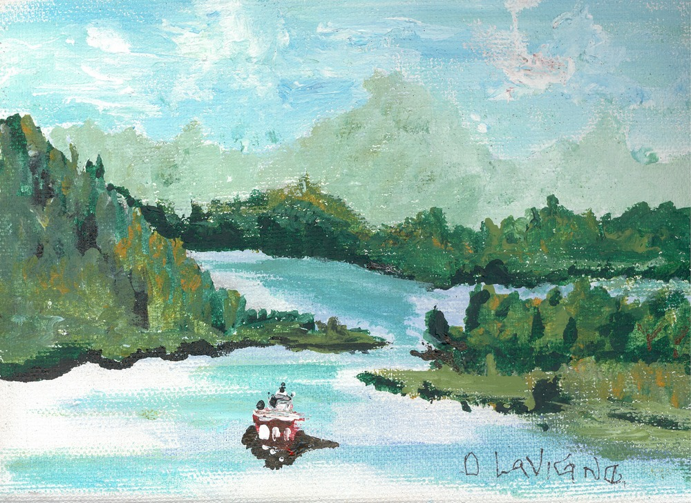 River of Hudson