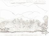 River & Mountain View