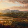 Catskill Mountains from the Home of the Artist by Church (536)