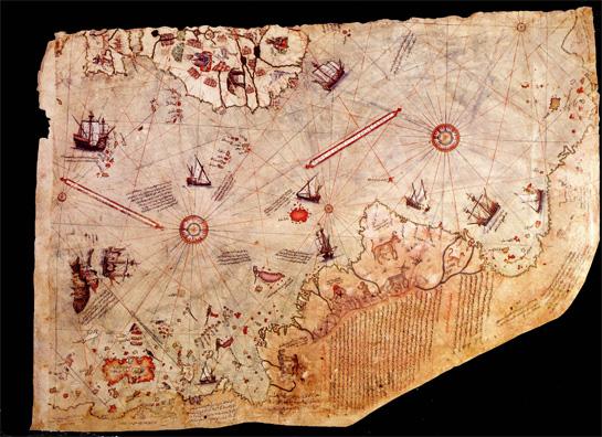The mysterious piri reis map ancient explorers publicscrutiny Gallery