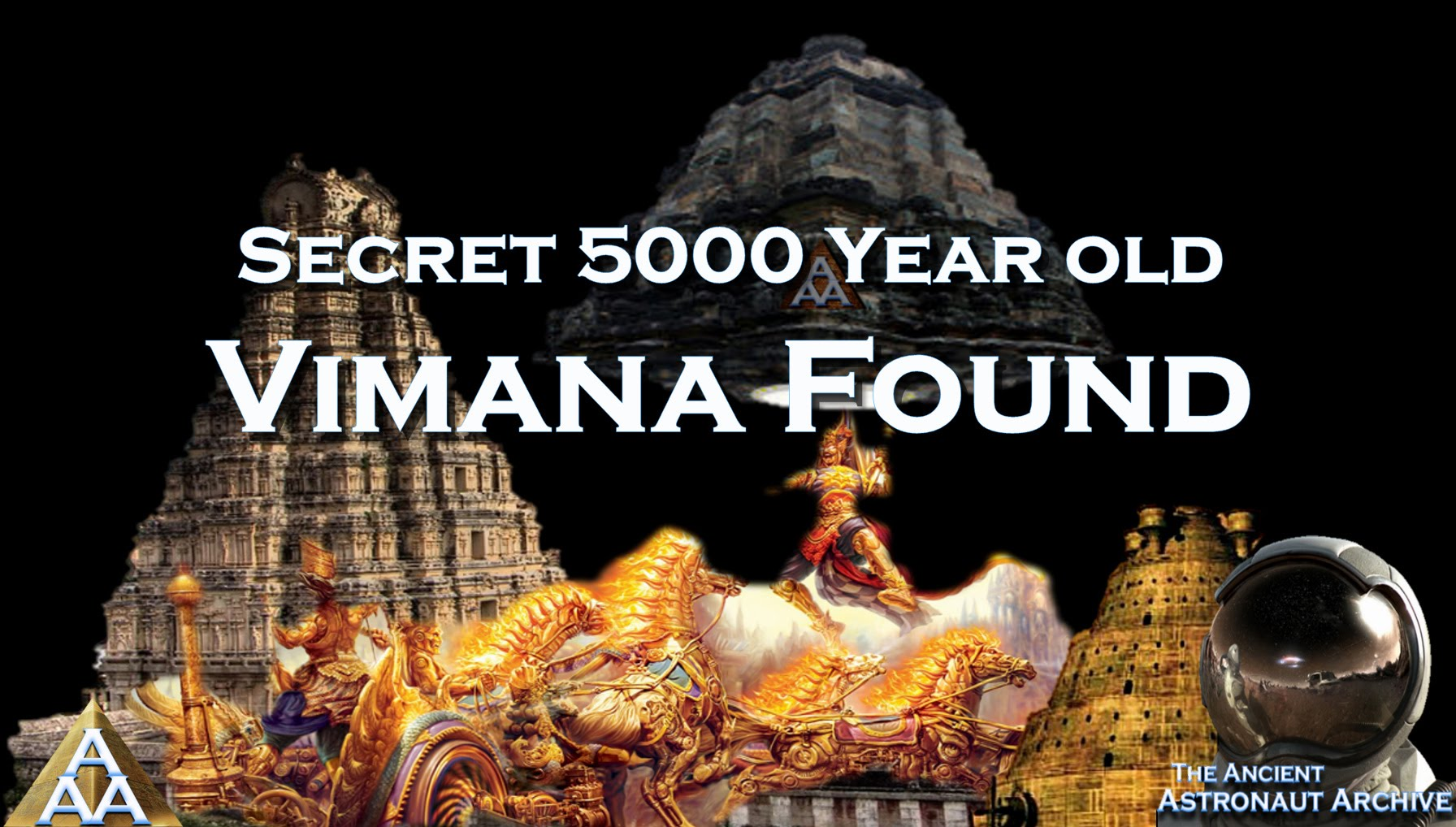 Was An Ancient Vimana Really Unearthed In Ancient Explorers - Explorers discover ancient 1200 year old egyptian city