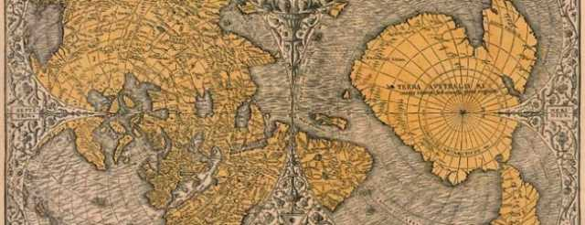 500YearOld Map Explodes EarthShattering Reality  Ancient