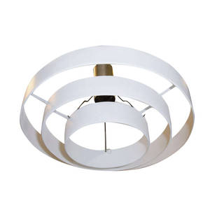 White_enameled_fixture