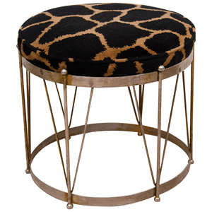 Drum_animal_stool