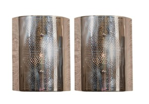 Chrome_cylinder_sconces