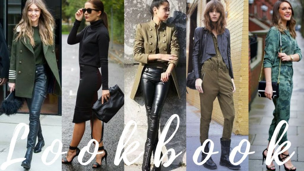 Fall 2017 Fashion Trend – Utilitarian Fashion