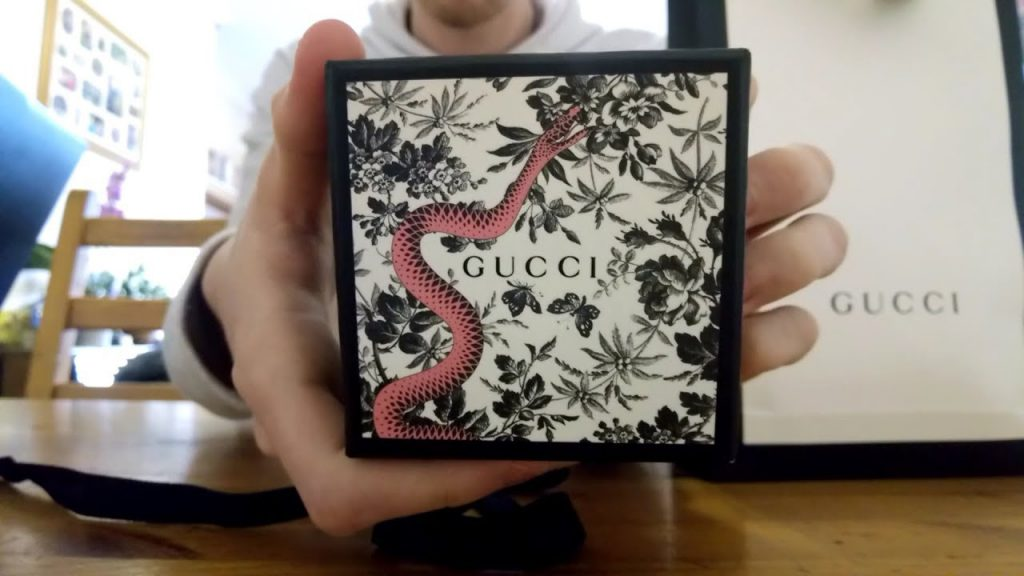 Gucci Ring Unboxing