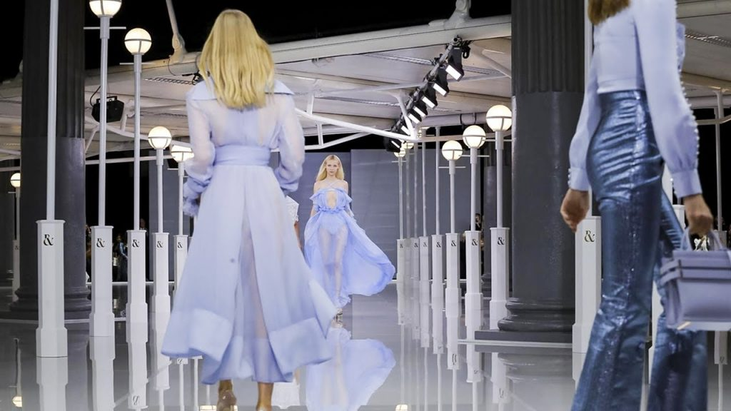 Ralph & Russo | Spring Summer 2018 Full Fashion Show | Exclusive