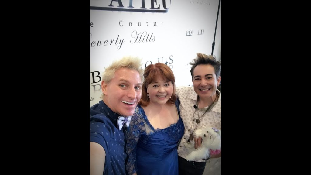 Ep #14 – Soap Star Patrika Darbo Gleams in for Emmy Award Winning Couture!