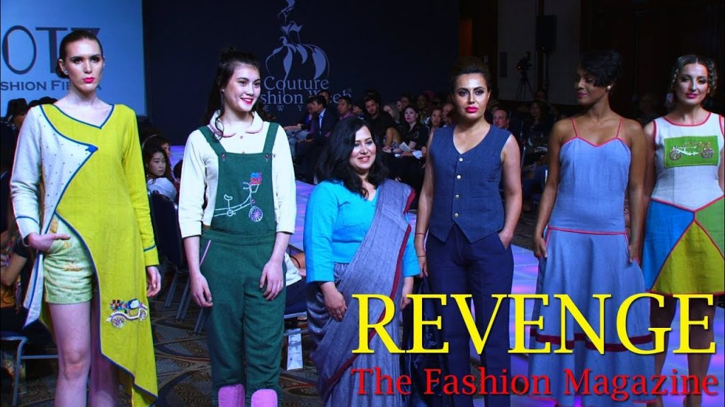 EnRootz @ Couture Fashion Week (Sept. 2017)