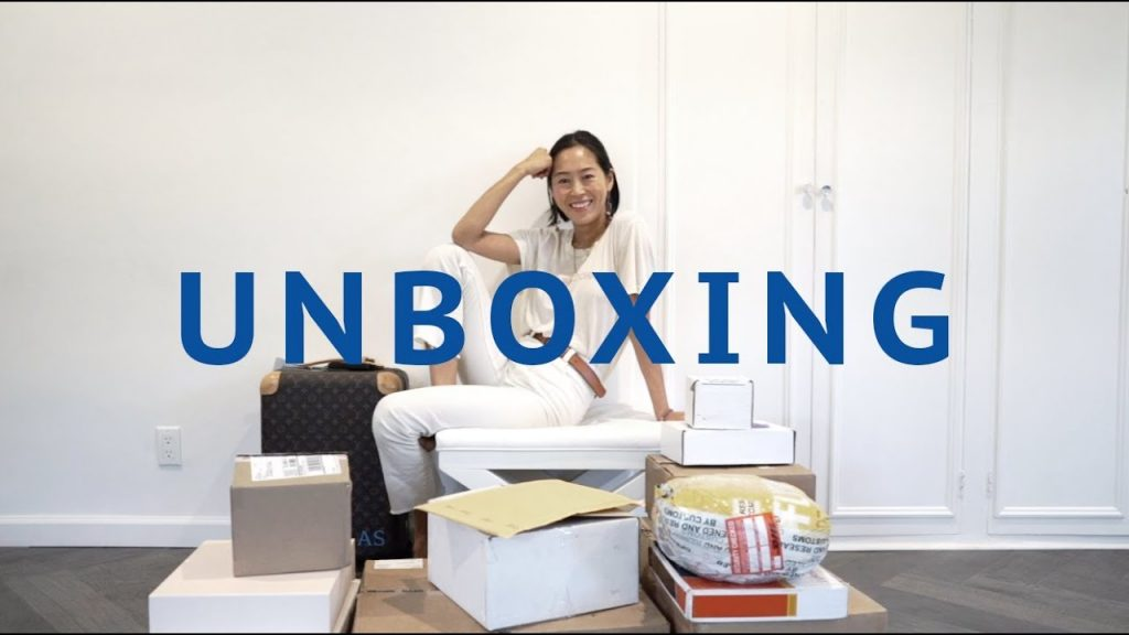 Unboxing My Packages | Aimee Song