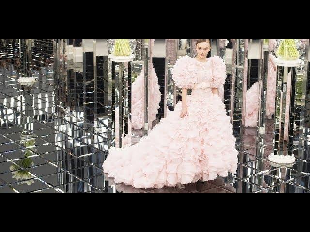 Chanel haute couture, été 2017