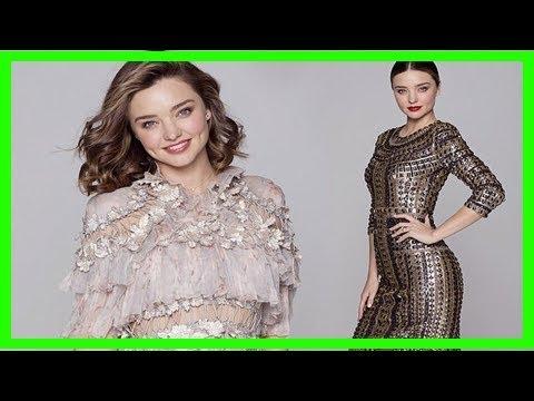 Miranda Kerr teams up with luxury fashion brand |ESDN
