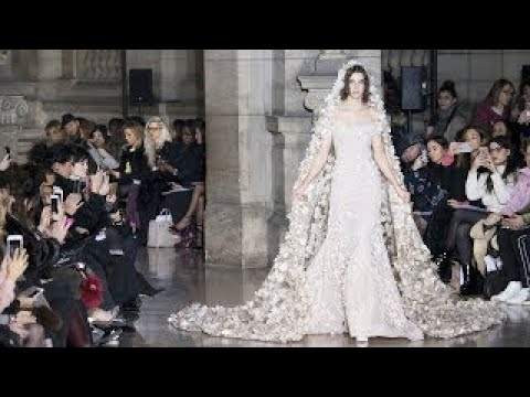 Georges Hobeika | Full Show | Haute Couture | Spring/Summer 2017 fashion today