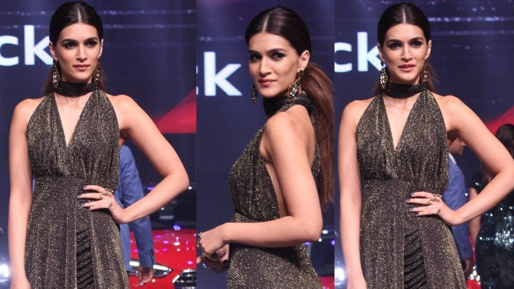 Kriti Sanon At Red Carpet Event Of Luxury Fashion Audi Car Launch | Bollywood Events