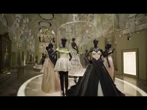 Christian Dior, couturier du rêve Exhibition – Installation: The Nave