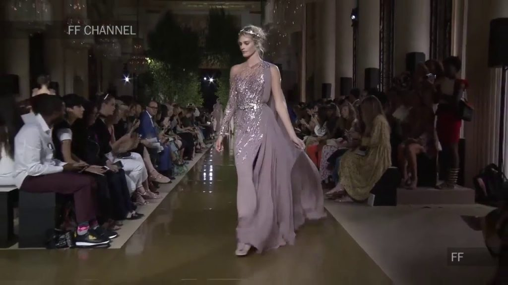 Zuhair Muhad | Haute Couture Fall Winter 2017/2018 Full Show | Exclusive -fashion week show