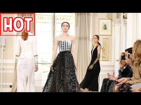 Maison Schiaparelli | Haute Couture Fall Winter 2017/2018 Full Show | Exclusive