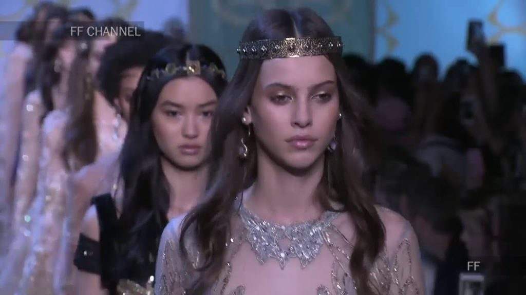 Elie Saab | Haute Couture Fall Winter 2017/2018 Full Show | Exclusive -fashion week show