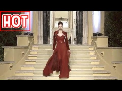 Renato Balestra | Haute Couture Fall Winter 2017/2018 Full Show | ExclusiveRenato Balestra