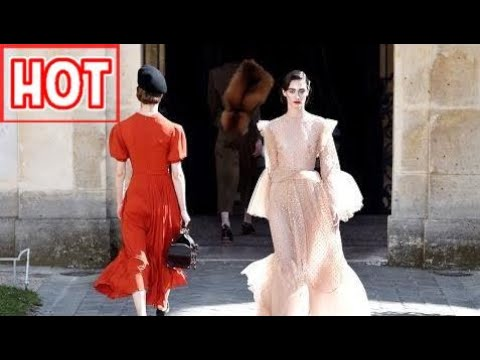 Ulyana Sergeenko | Haute Couture Fall Winter 2017/2018 Full Show | Exclusive