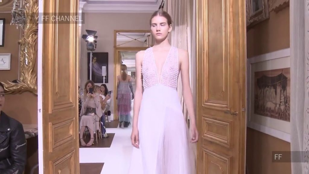 Schiaparelli | Haute Couture Fall Winter 2017/2018 Full Show | Exclusive -fashion week show