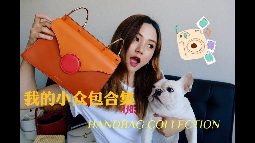 8款小众包分享 | Handbag Collection | 我的小众包合集 | DANSE LENTE | STAUD | MUUN | NANNACAY | ninido