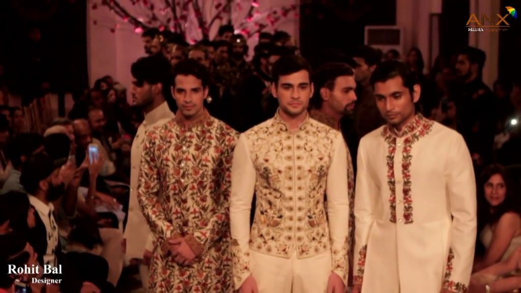 The Finale by Rohit Bal | Kehkashaan | | Couture Collection | | FDCI ICW 2016 | | ANX Medi