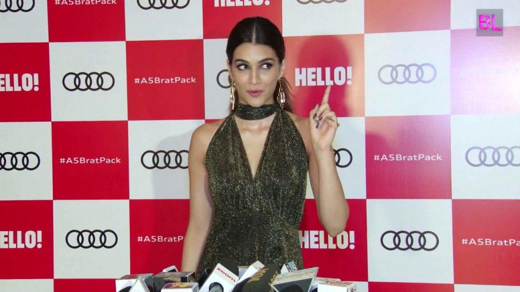 Kriti Sanon at Luxury & Fashion As Hello! & Audi