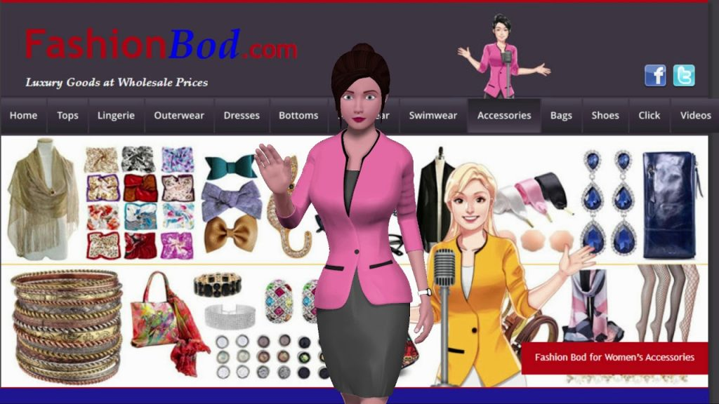 Accessories | Womens Accessories FashionBod Ladies Clothing