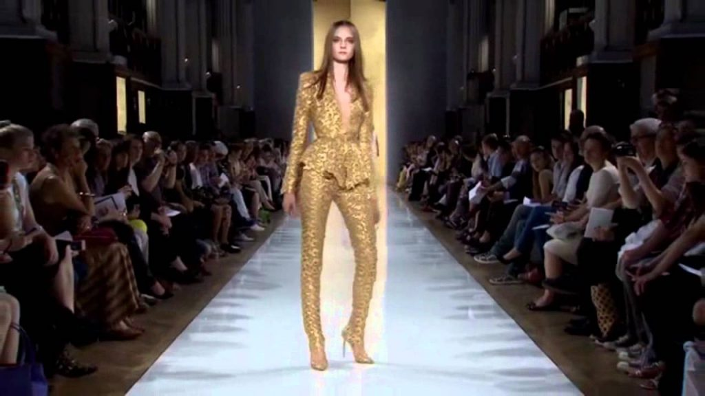 Alexandre Vauthier × Haute Couture Fall/Winter 2012/2013 Full Fashion Show