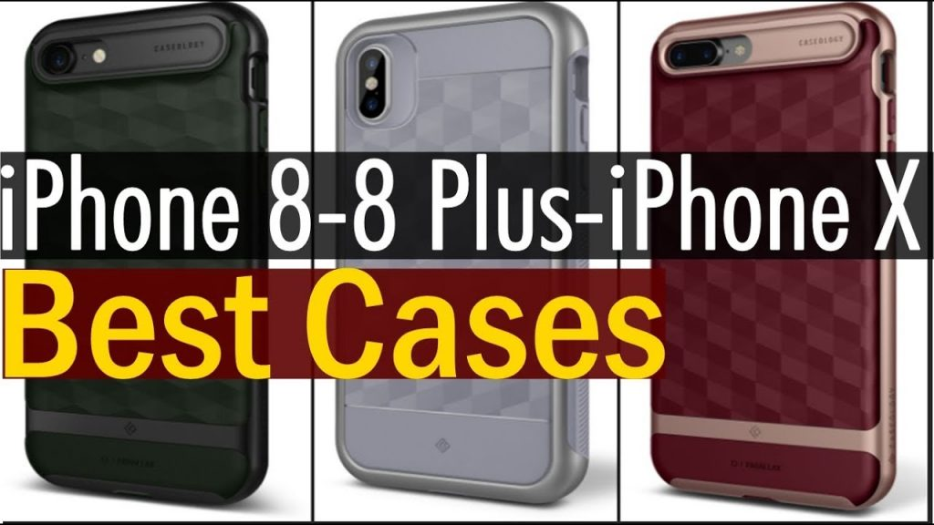 iPhone 8, iPhone 8 Plus and iPhone X Best Cases – Price+Availability on Apple,Amazon,Mujjo Stores