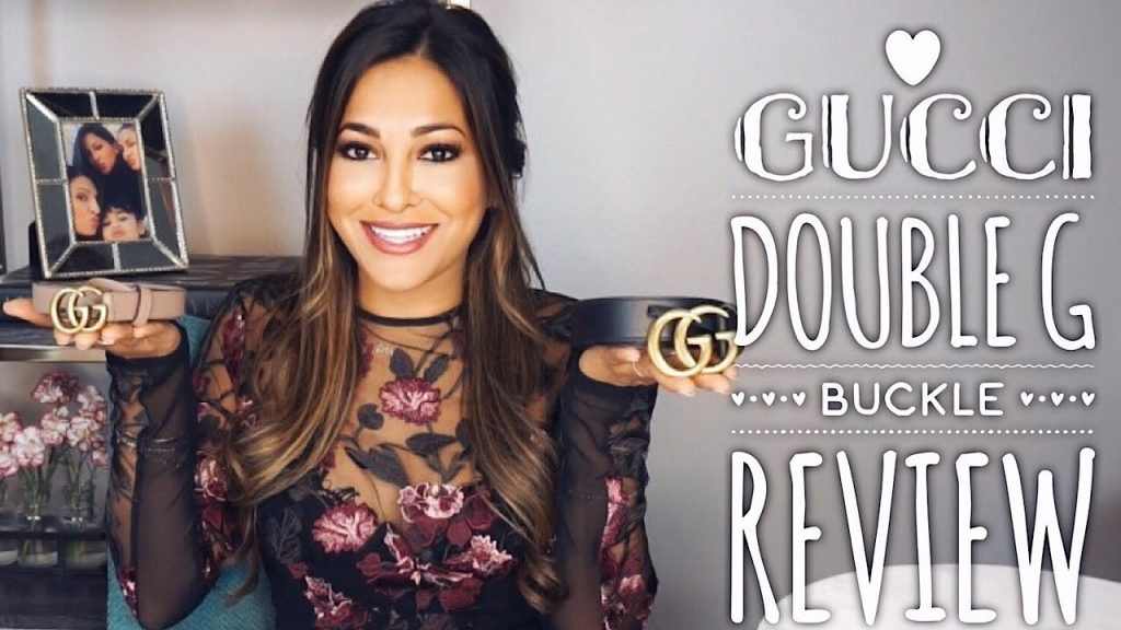 GUCCI DOUBLE G BELT BUCKLE REVIEW | FALL FASHION 2017