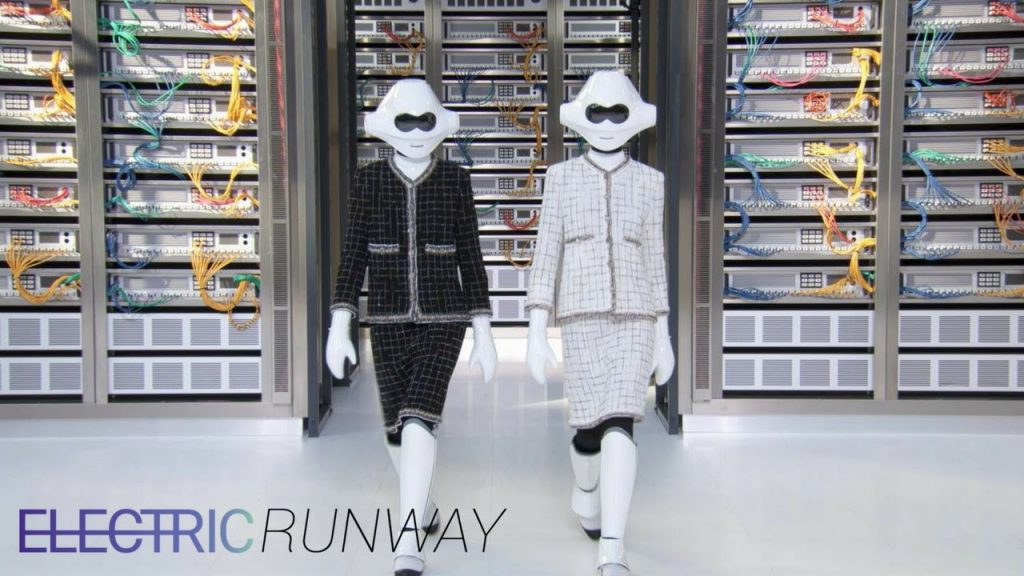 Fashion Tech Friday: Biodata on display, robots in Paris & a posture-perfecting top