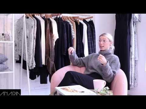 Starting a Fashion Brand with Hari Martin | Anaria