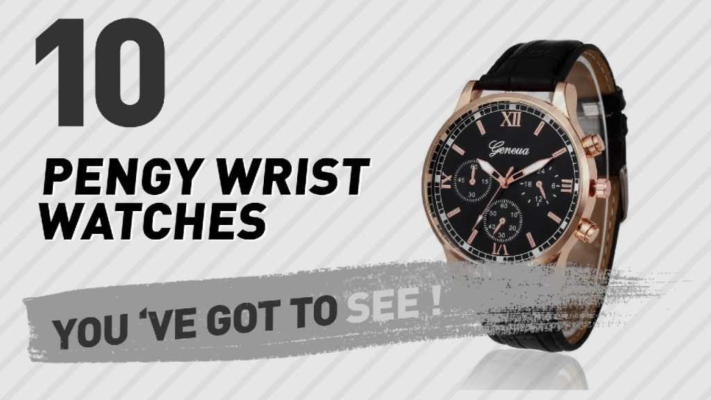 Pengy Wrist Watches For Men // New & Popular 2017