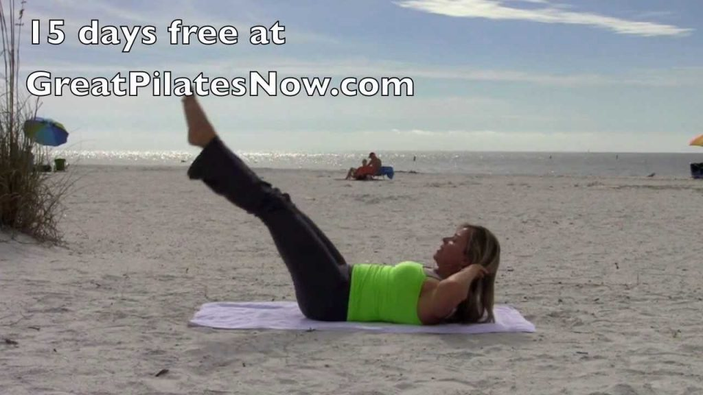 Best Intermediate Cardio Pilates Sample from Great Pilates Now