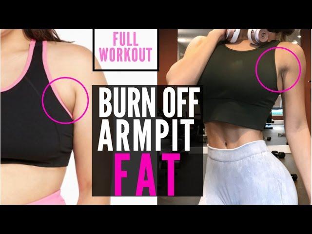 ARMPIT FAT FULL WORKOUT