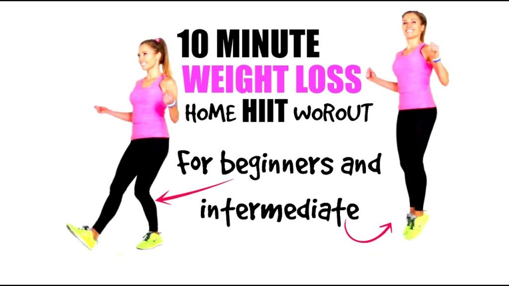 HIIT HOME WORKOUT – BURN CALORIES FAST AT HOME – IDEAL WORKOUT FOR WOMEN
