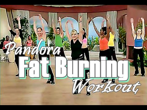 Fat Burning Workout For Women – 40 Minutes Pilates Cardio Blend Routine For Beginners