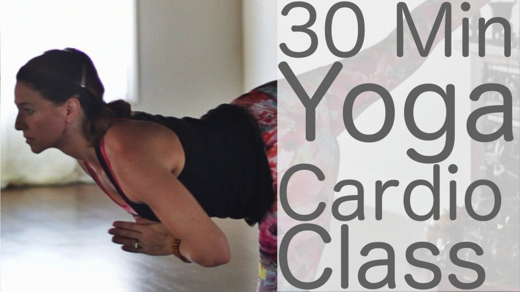Yoga Cardio HIIT With Fightmaster Yoga